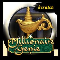 Millionaire Genie Scratch slots