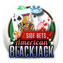 American Blackjack card-and-table