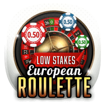 European Roulette Low Stakes - card-and-table