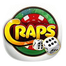 Craps card-and-table