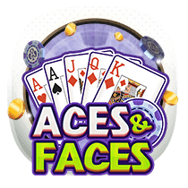 Aces and Faces - card-and-table