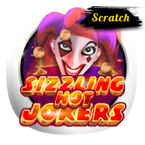 Sizzling Hot Jokers Scratch slots