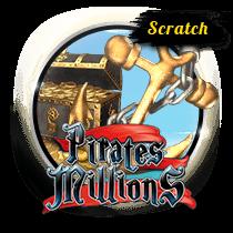 Pirates Millions Scratch slots