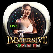 Live Immersive Roulette live
