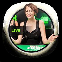 Live 888 XTRA Blackjack live