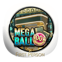 Mega Ball - card-and-table