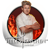 Hell's Kitchen - slots