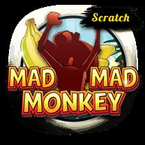 Mad Mad Monkey Scratch slots