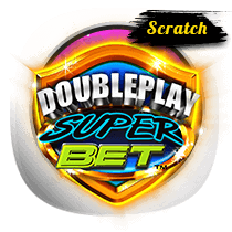 Double Play Super Bet Scratch slots