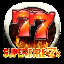 Super Fire 7s slots