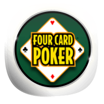 Four Card Poker - card-and-table