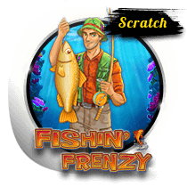 Fishin Frenzy Scratch slots