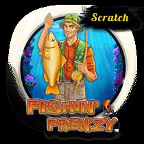 Fishin Frenzy Scratch slots
