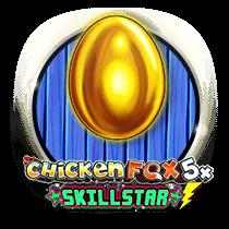Chicken Fox 5x Skillstar slots