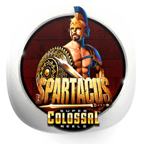 Spartacus Super Colossal Reel slots