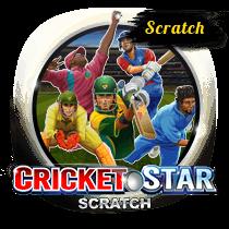 Cricket Star Scratch slots