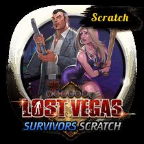 Lost Vegas Survivors Scratch slots