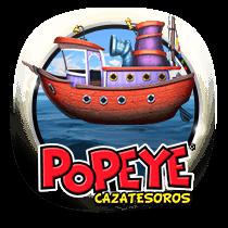 Popeye Cazatesoros slots