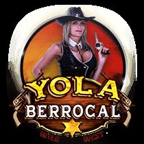 Yola Berrocal Wild West slots