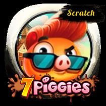 7 Piggies Scratch slots